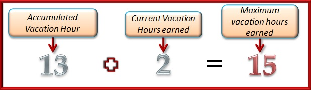 check vacation hours